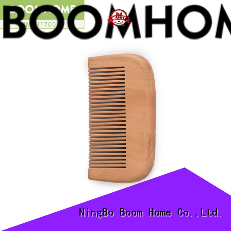 price organic wooden hair brush with good price for shop Boom Home