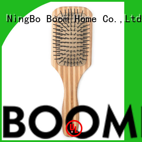 Boom Home smooth bamboo comb wholesale for men