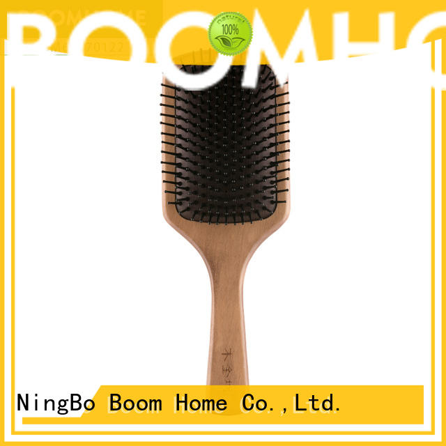 Boom Home High-quality wooden comb manufacturers for hotel