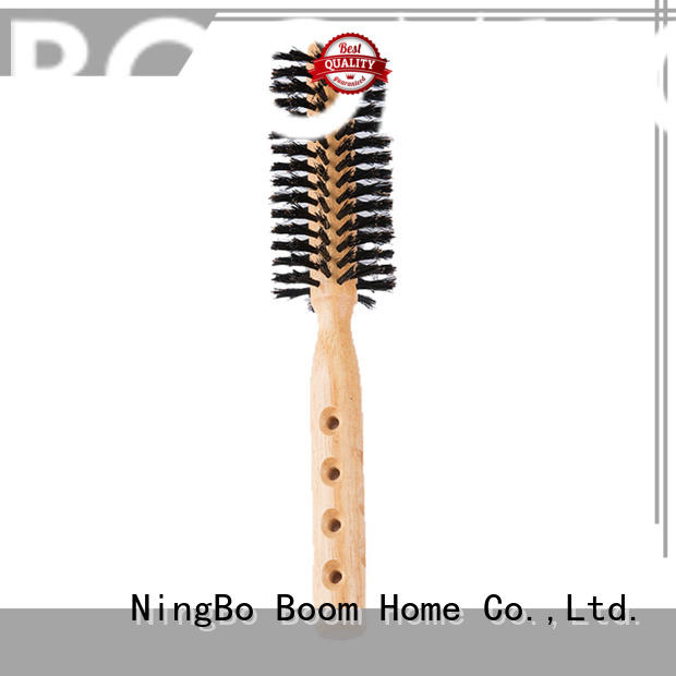 pure barrel hair brush dryer factory price for household