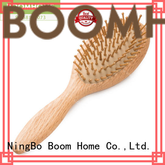 Boom Home cushion wooden paddle brush inquire now for travel