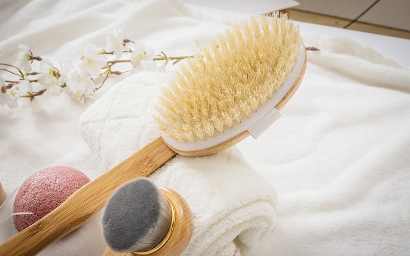 High-quality body cleansing brush bristle suppliers for body-2