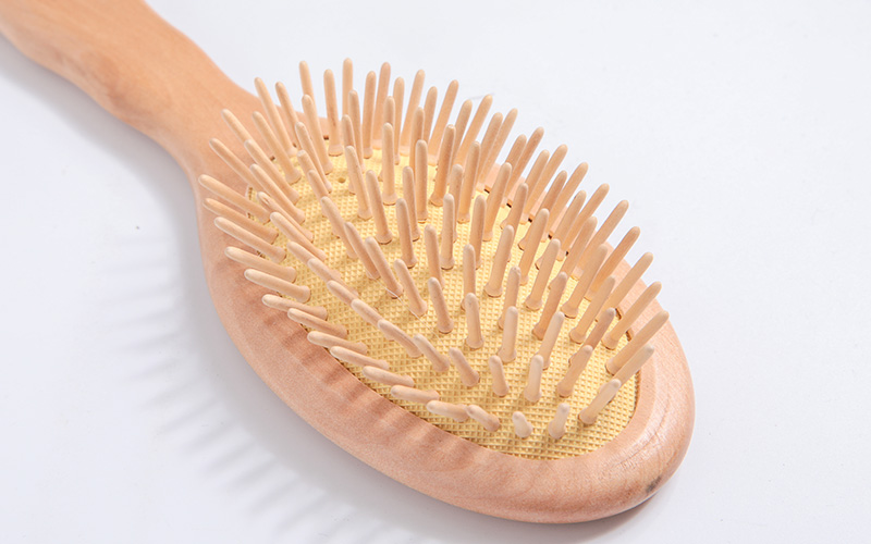 Boom Home care wooden hair comb for business for home-2