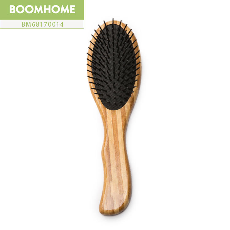 Small Airbag Massage Bamboo Bristle Hair Brush