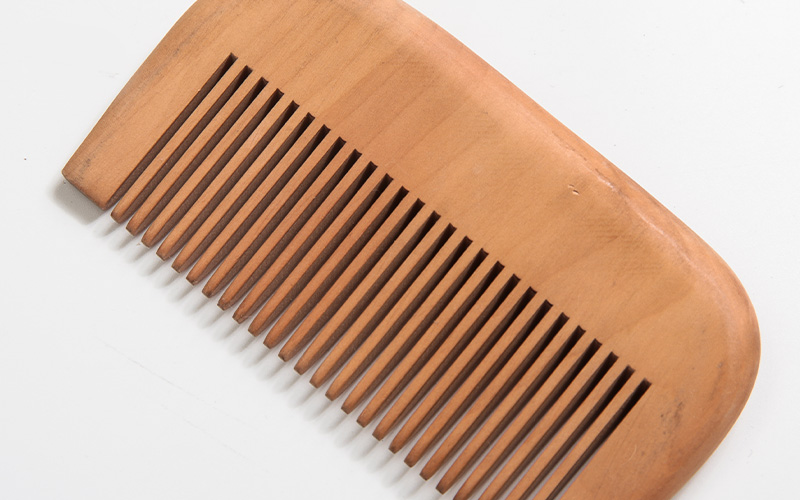 Boom Home grooming wooden comb supply for home-3