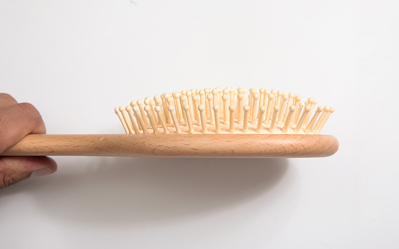 Boom Home New wooden paddle hair brush company for hotel-4