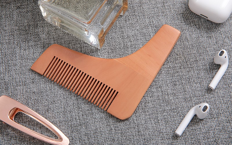 New wood hair brush paddle suppliers for hotel-1