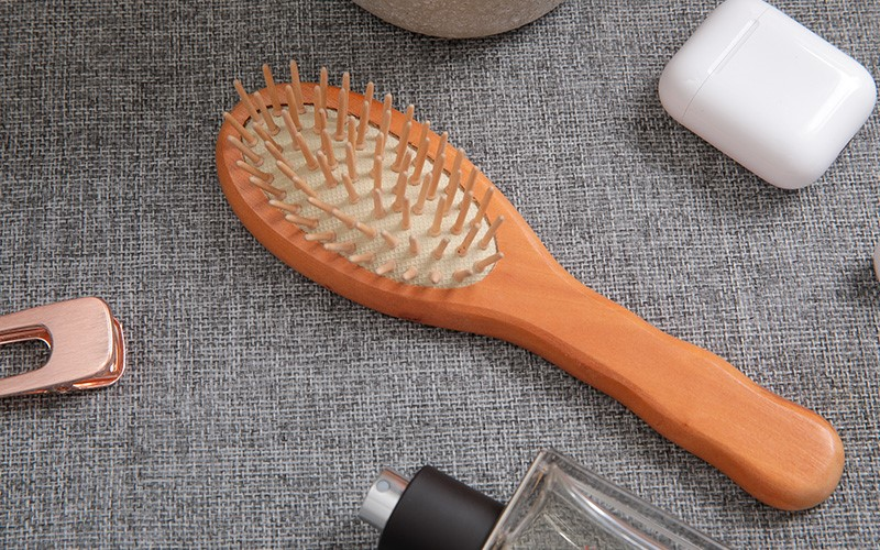 Boom Home beard wooden handle hair brush supply for shop-1