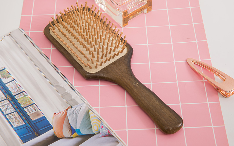 Boom Home High-quality wood hair brush supply for hotel-1