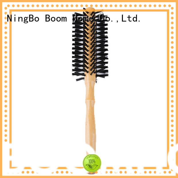 natural wooden round brush dryer factory price for cleaning