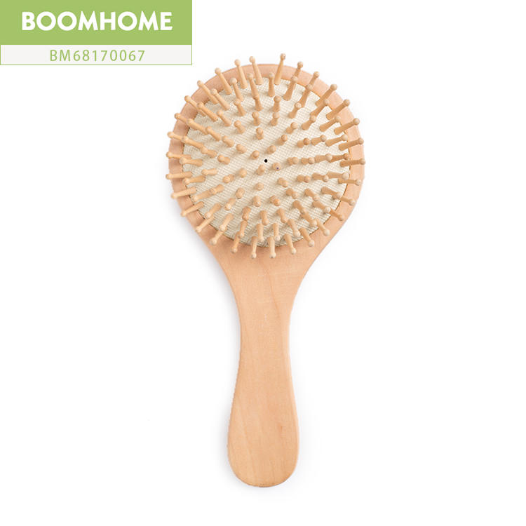 Bespoke Small Boar Hair Round Brush For Cute Gifts