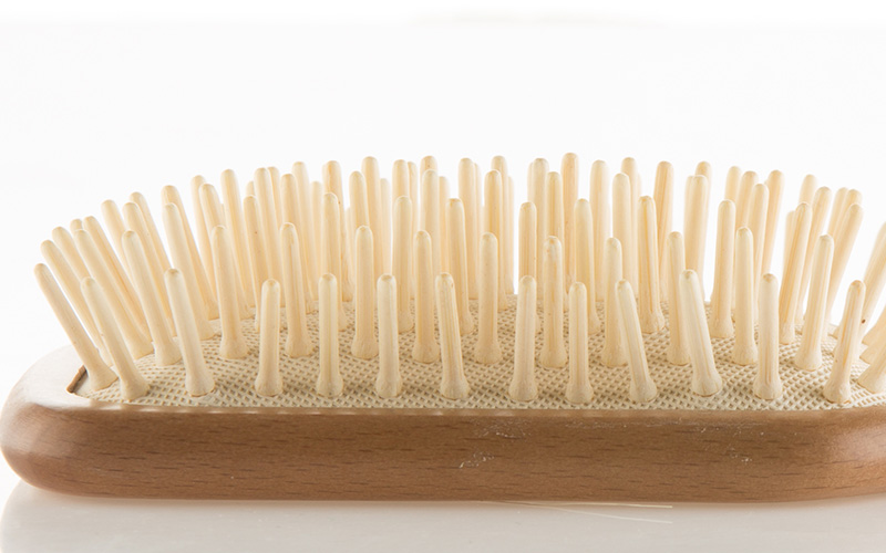 Boom Home facial wooden paddle hair brush with good price for home-4