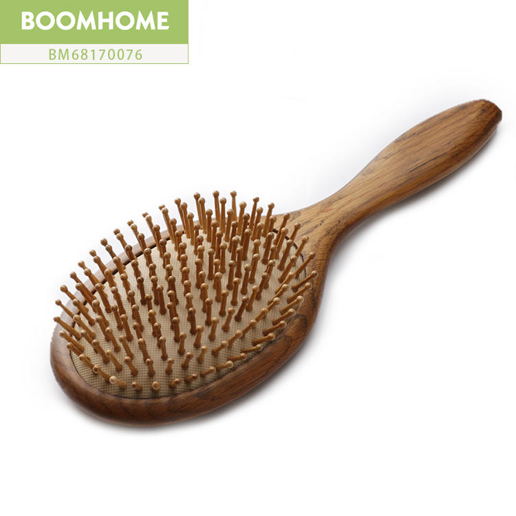 Fashion Professional Large Wooden Round Brush For Hair