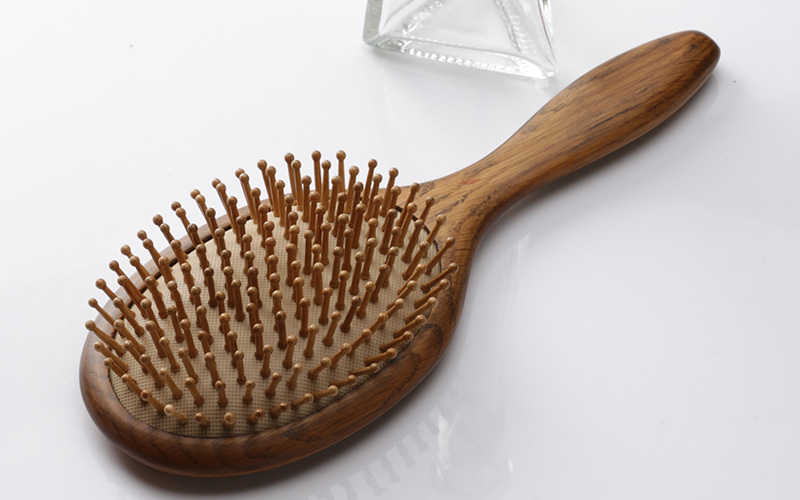 Latest wooden paddle brush retro suppliers for travel-2