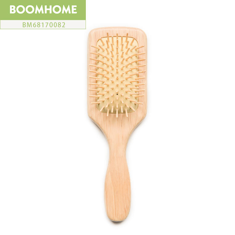New Trending Wooden Paddle Brush With Factory Price