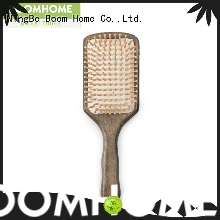 noble wood hair brush brushes design for travel