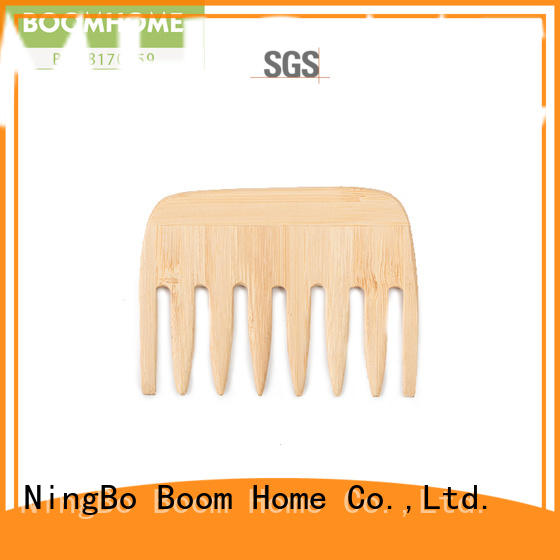 Boom Home noble wood hair brush inquire now for shop