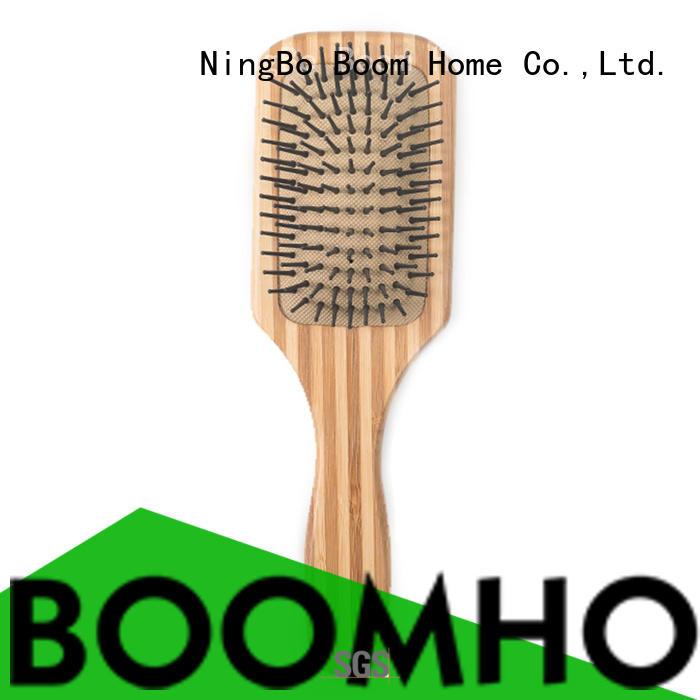 scalp bamboo hair brush hairbrush for women Boom Home