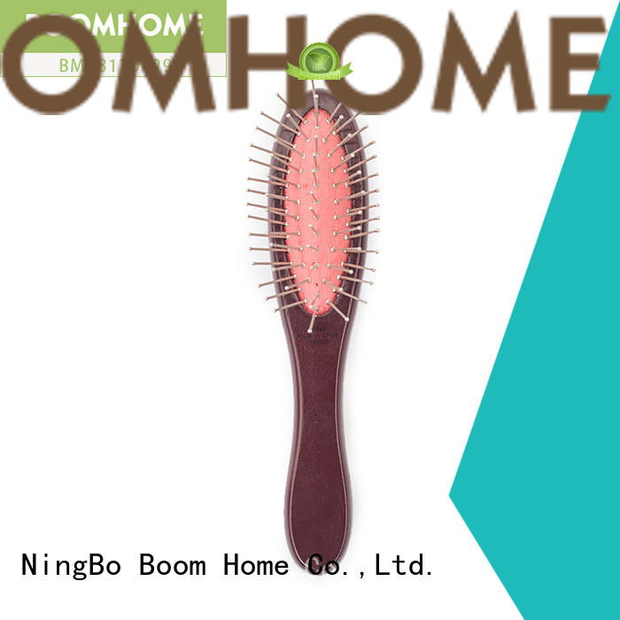 eco-friendly wood hair brush gift inquire now for travel