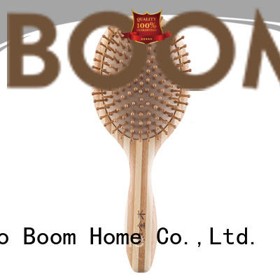 Boom Home New bamboo hair comb suppliers for women