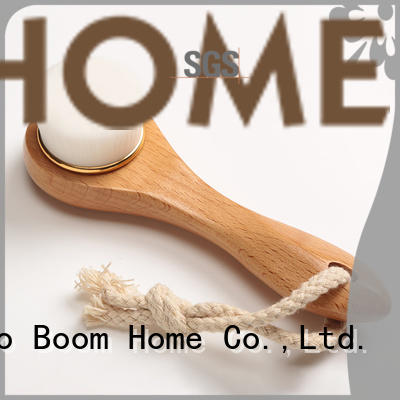 Boom Home high quality natural face brush wholesale for woman