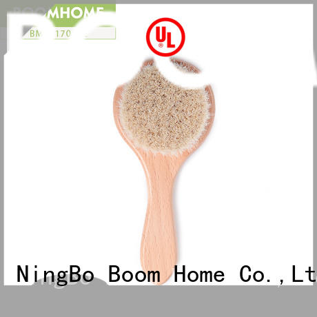 Boom Home soft baby brush and comb set from China for infant