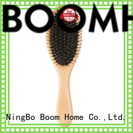 best boar hair brush long handle factory for home