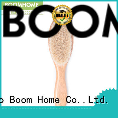Latest baby hair brush set wooden company for trottie