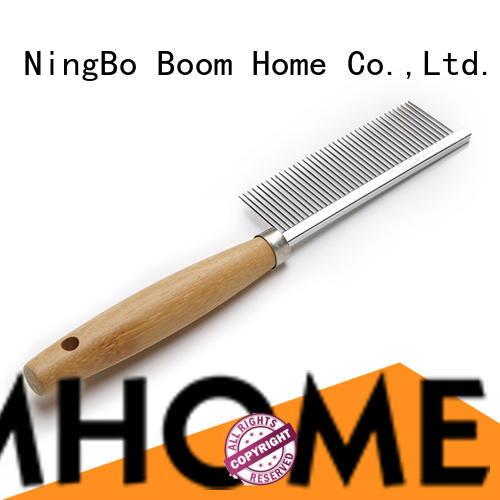 Boom Home matted pet brush factory for home
