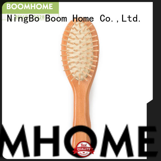 wooden comb brush electricity for travel Boom Home