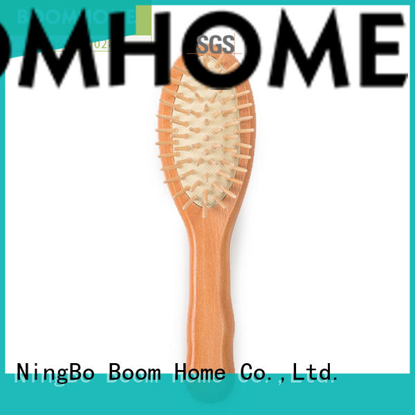 wooden hair comb brands for hotel Boom Home