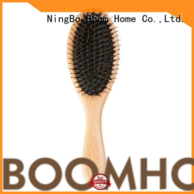 Boom Home nylon boar hair brush factory for bathroom