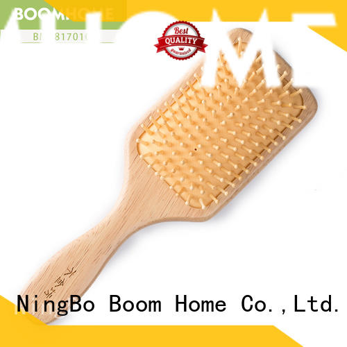 Boom Home no wood hair brush design for home