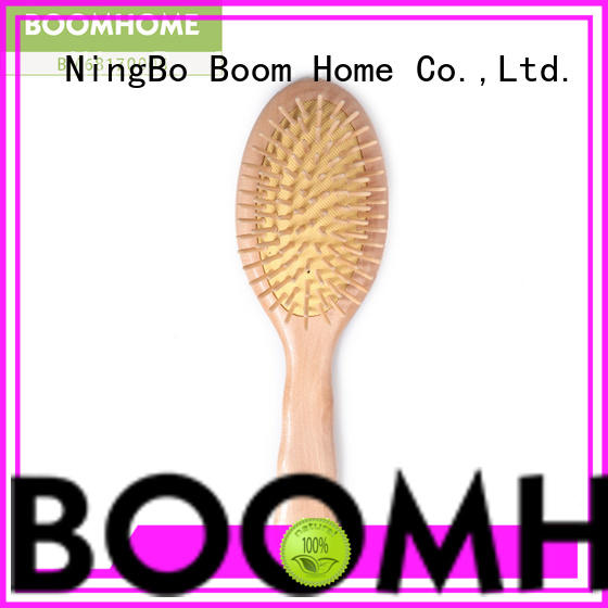 Boom Home gifts wooden hair comb for business for hotel