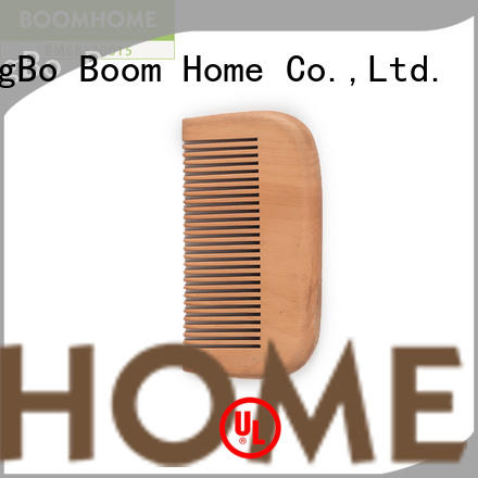 anti-static wooden hair comb head with good price for home