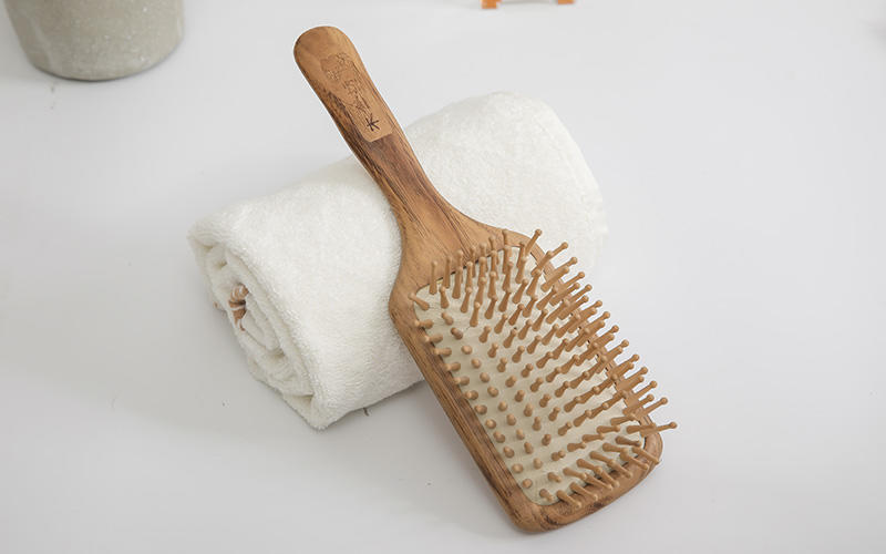 Latest wood hair brush detangling for sale for shop-2