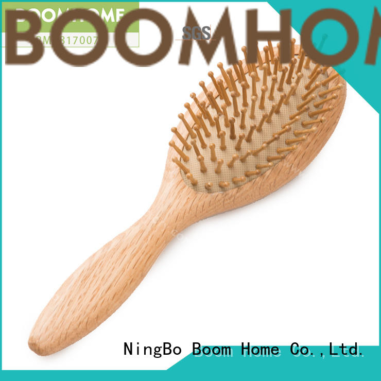 anti-static wooden comb supplier for shop