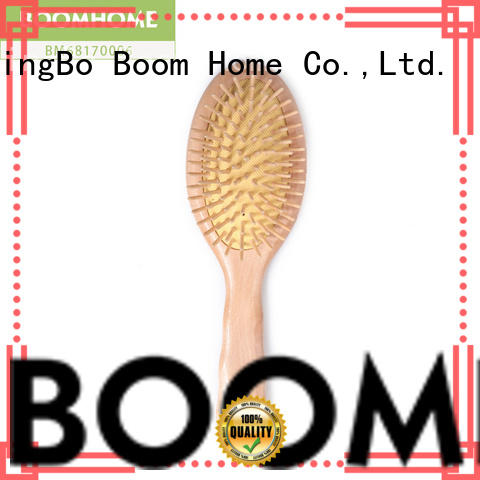retro wooden hair combs and brushes factory for hotel Boom Home