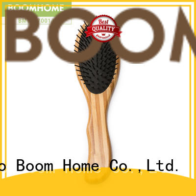 Boom Home hairbrush bamboo hair comb wholesale for curly hair