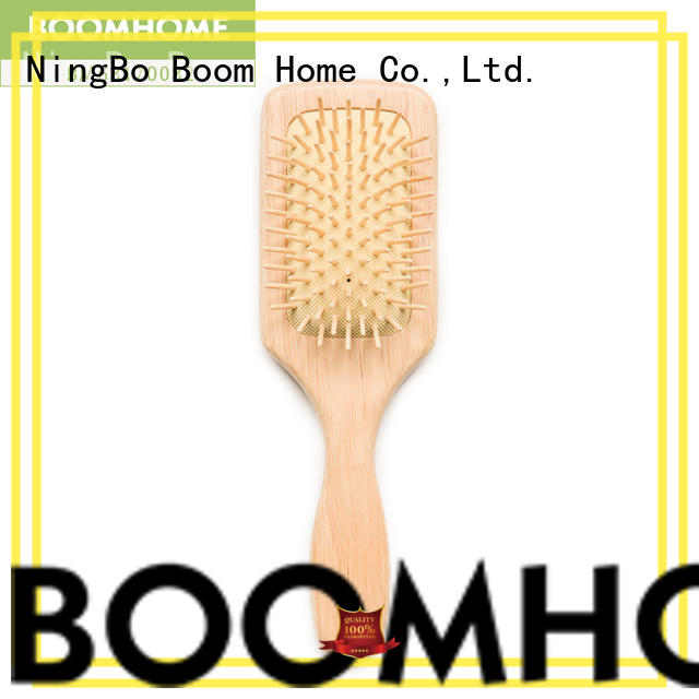 Boom Home no wooden hair brush with good price for home