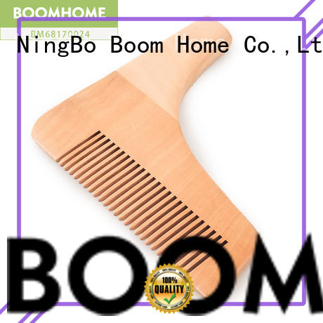 Latest wooden comb pins factory for shop