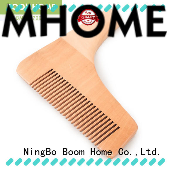 Boom Home pocket wooden comb factory for shop
