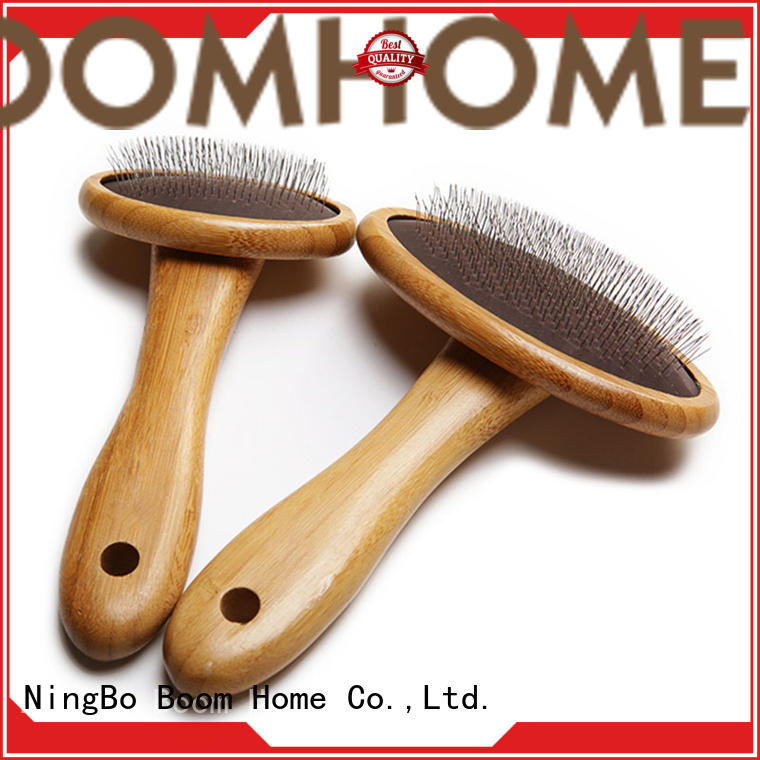 Boom Home stainless steel pins pet brush inquire now for home