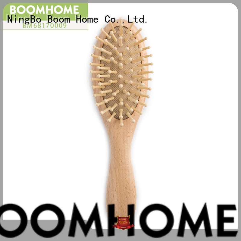 Boom Home Wholesale baby hair brush set for sale for trottie