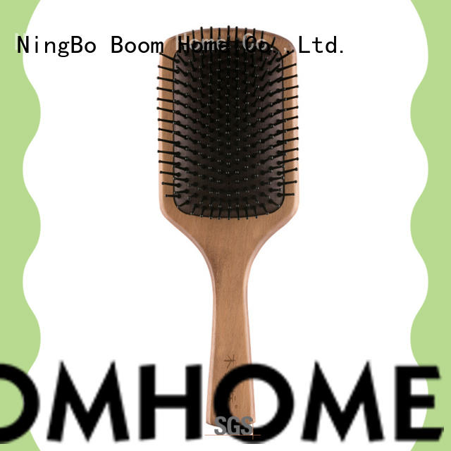 Boom Home easy wooden hair comb inquire now for shop