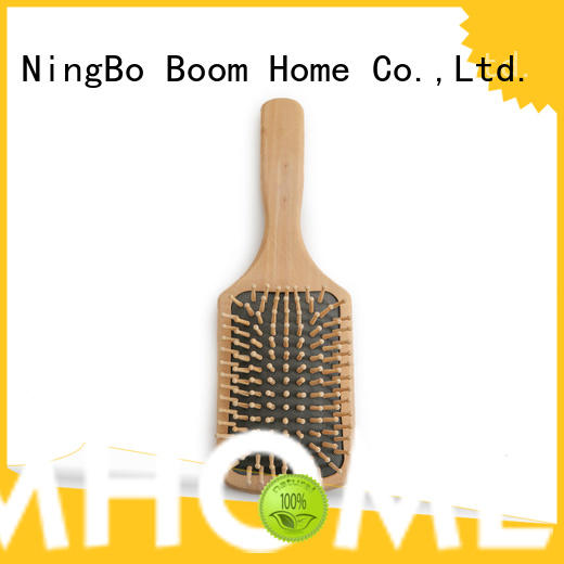 New wooden hair brush holiday manufacturers for home