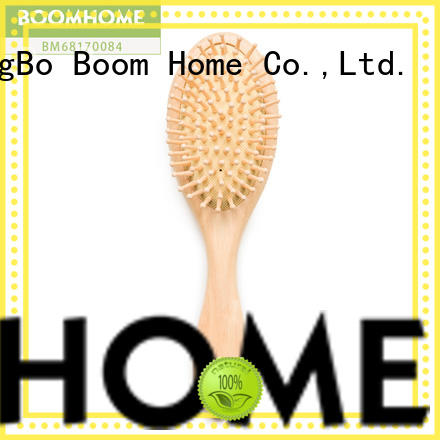 Boom Home no wooden paddle brush design for home