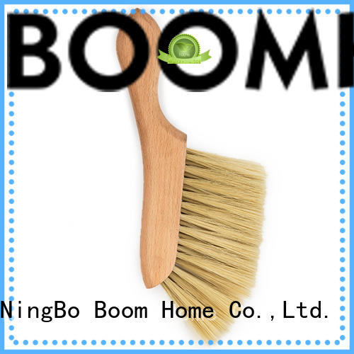 High-quality wooden brush dust cleaning factory for clothe