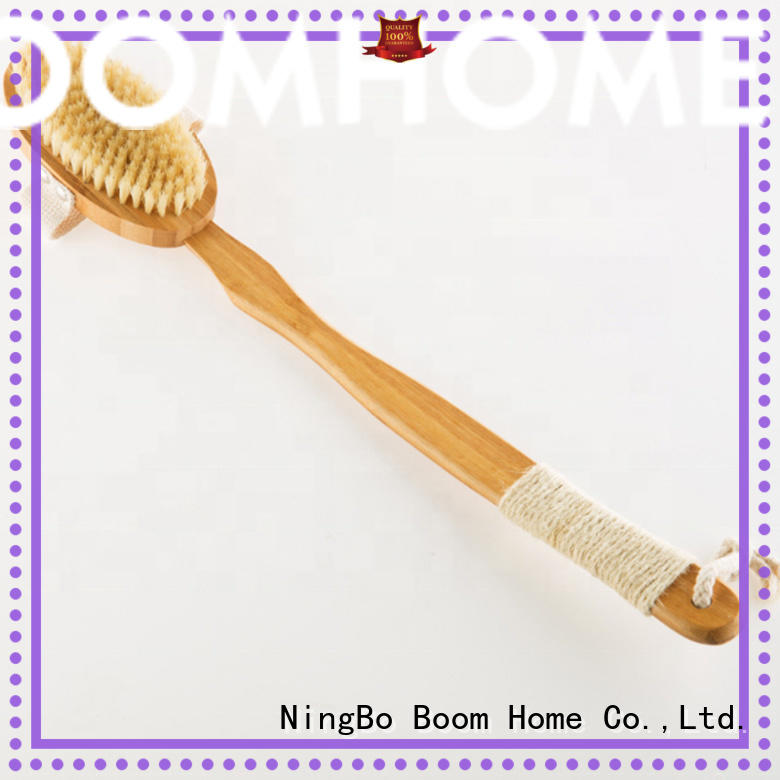bristle body wash brush from China for body
