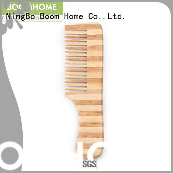 Best bamboo hair comb nylon company for women